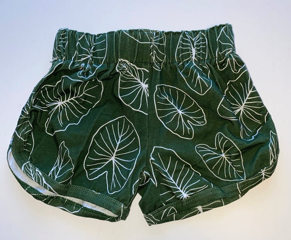 Organic Kalo Girls Shorts
