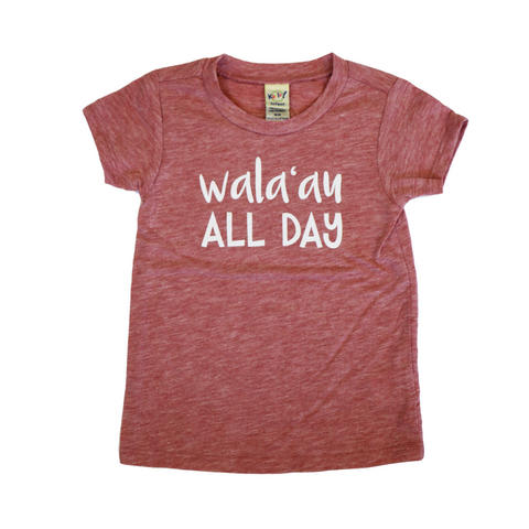 Walaau All Day Tshirt