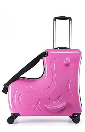 Luggage-Ride On Suitcase Unisex Ride Roll-Functional Suitcase Fashion Style Travel - ByChefCd Cooking products seller from Orlando, FL