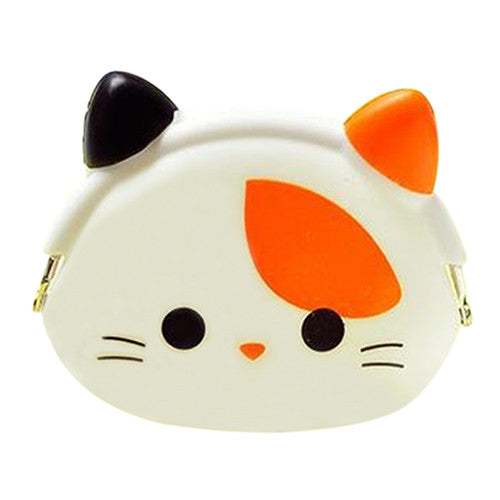 ♥ Kitten Jelly Coin Pouch ♥