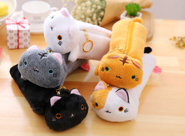 ♥ Kitten Pencil Pouch ♥