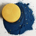 Lunar Bubble Dust & Golden Moon Bath Bomb
