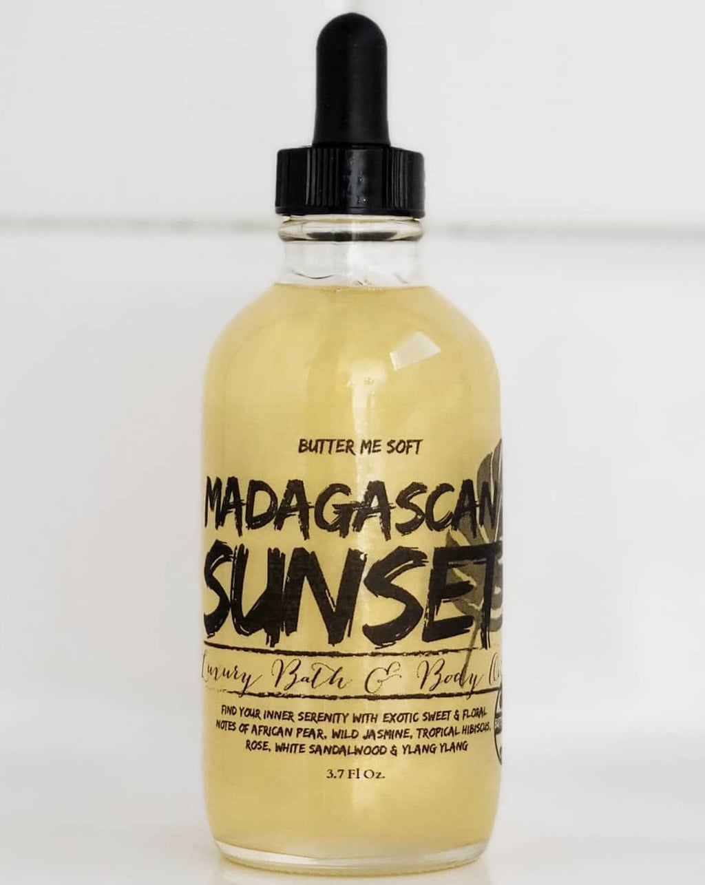Madagascan Sunset Bath & Body Oil