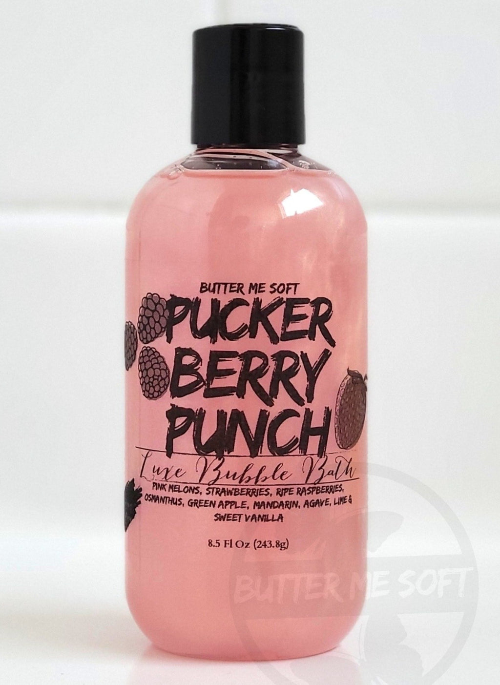 Pucker Berry Punch Luxe Bubble Bath