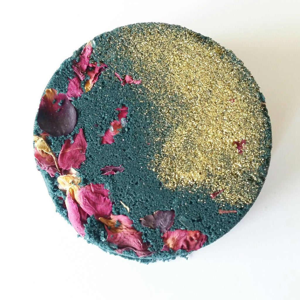 Midnight Rose Bath Bomb