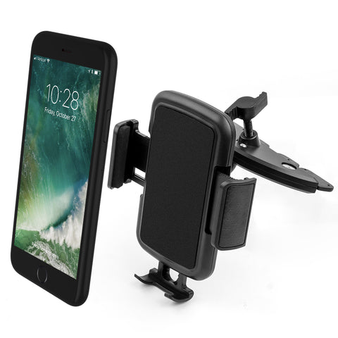 CD Slot Car Mount For All IPhone And Android Devices
