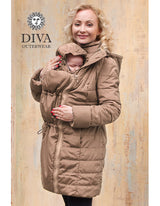 4-in-1 Babywearing Winter Coat