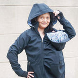 Softshell Babywearing Coat