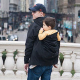 Softshell Babywearing Coat for Dad
