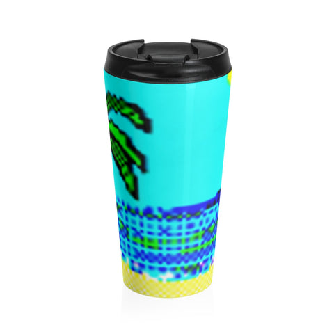 Solitaire 95 1.0 Palm Stainless Steel Travel Mug