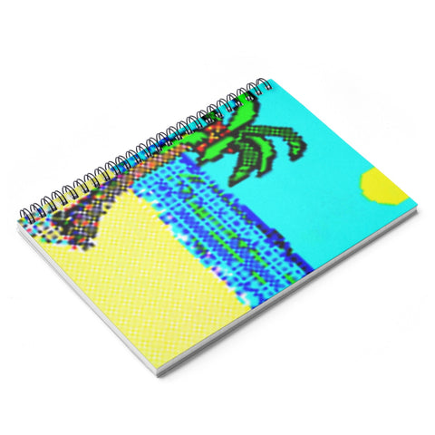 Solitaire 95 1.0 Palm Spiral Notebook