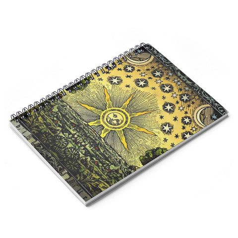 Flammarion Spiral Notebook