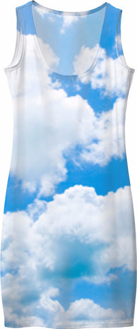 Heaven Is A Place On Earth Dress