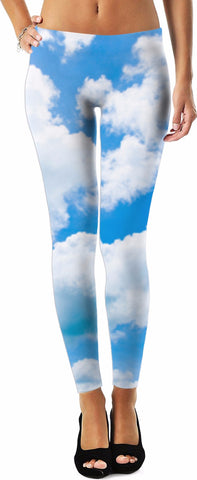 Heaven Is A Place On Earth Leggings