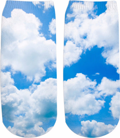 Heaven Is A Place On Earth Ankle Socks