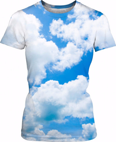 Heaven Is A Place On Earth Women's T-Shirt