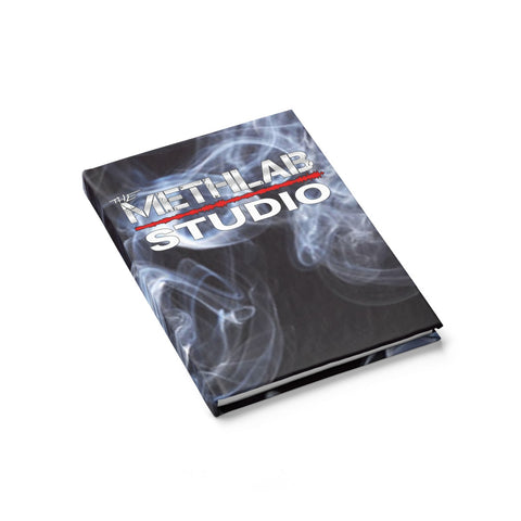 Meth Lab Studio Smoke Notebook
