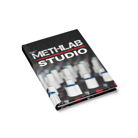 Meth Lab Studio Analog Notebook