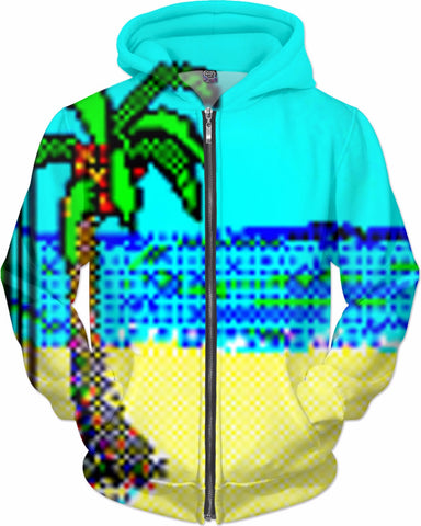 Solitaire 95 1.0 Palm Hoodie