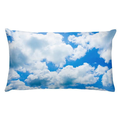 Heaven Is A Place On Earth Rectangular Pillow
