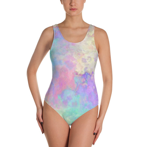 Moon Dreamers One-Piece Swimsuit