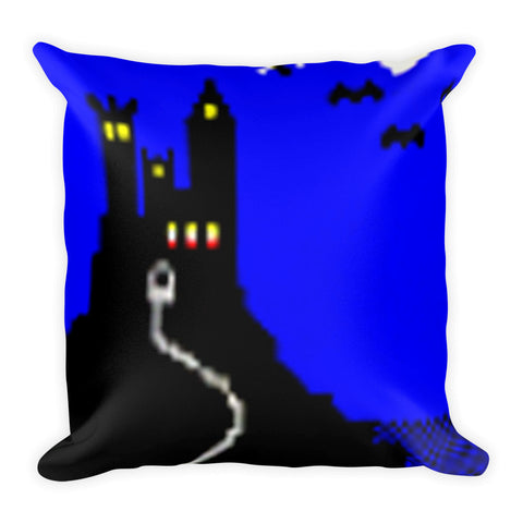Solitaire 95 2.0 Castle Square Pillow