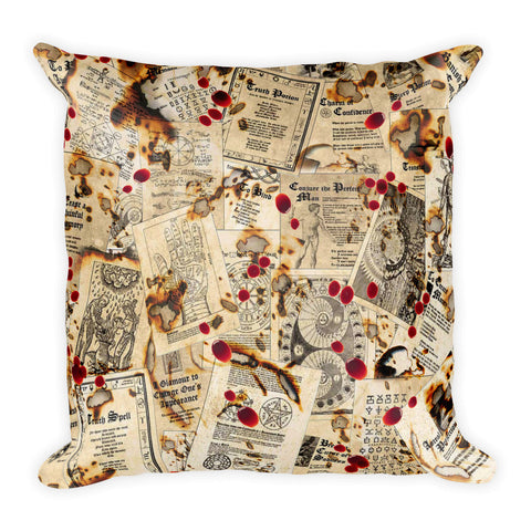 Spellbound Square Pillow