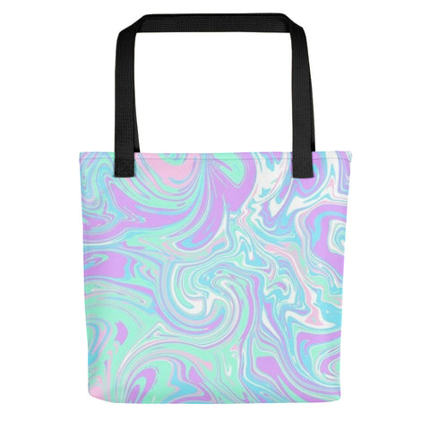 Groove is in the Heart Tote Bag