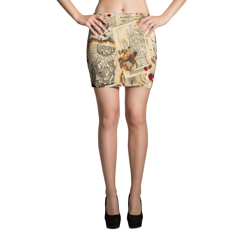 Spellbound Mini Skirt