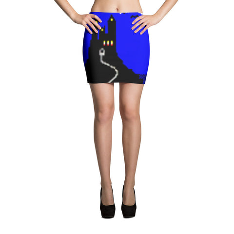 Solitaire 95 2.0 Castle Mini Skirt