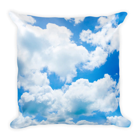 Heaven Is A Place On Earth Square Pillow