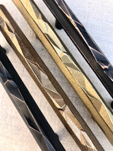 "NIKA series 7"" cast bronze handle, various finishes."
