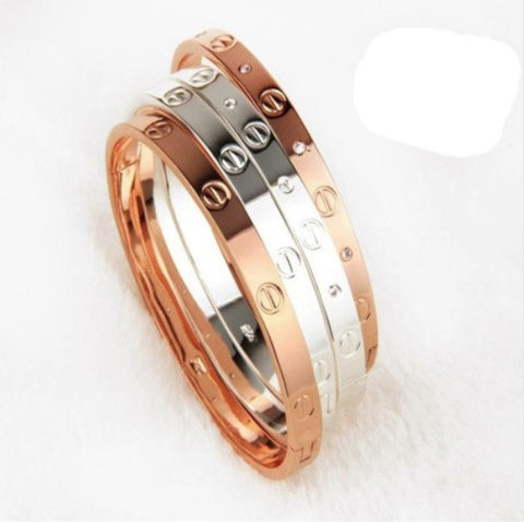 Bangle Titanium Bracelet