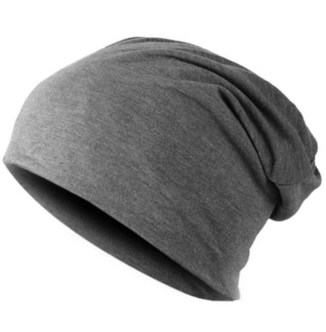 Solid Beanie - 10 Colors