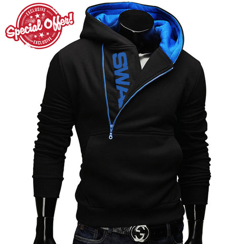 Hoodie with Zipper - MFYO