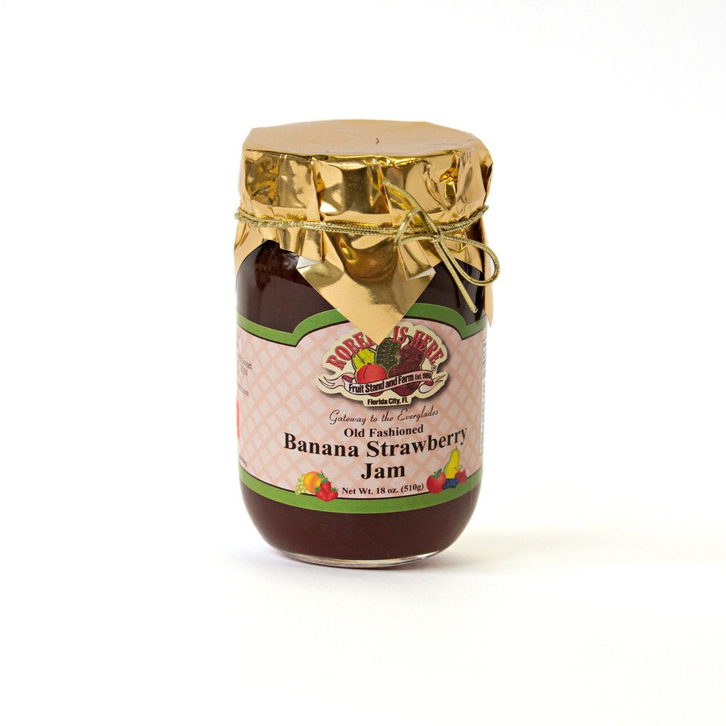 Banana Strawberry Jam