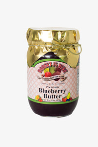 Blueberry Butter