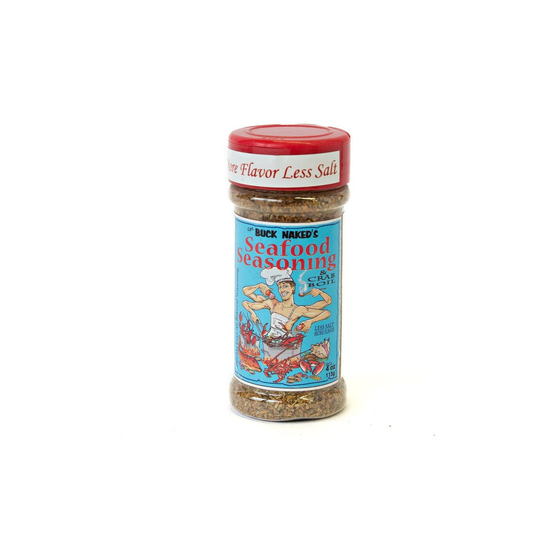 Buck Naked's Seafood Seasoning
