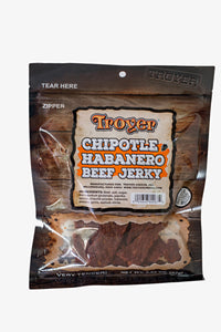 Troyers' Beef Jerky