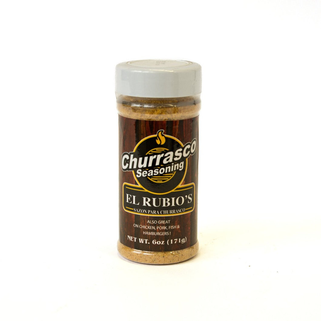 Churrasco Seasoning