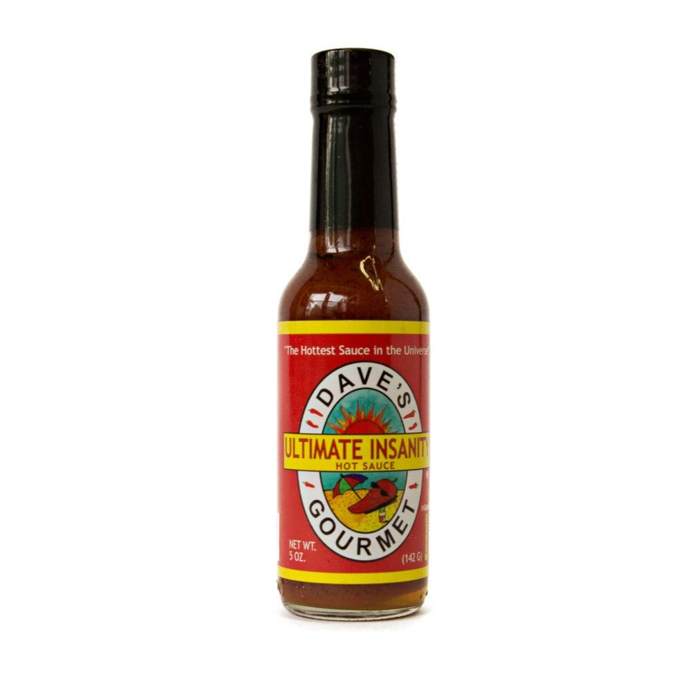 Dave's Gourmet Ultimate Insanity Hot Sauce