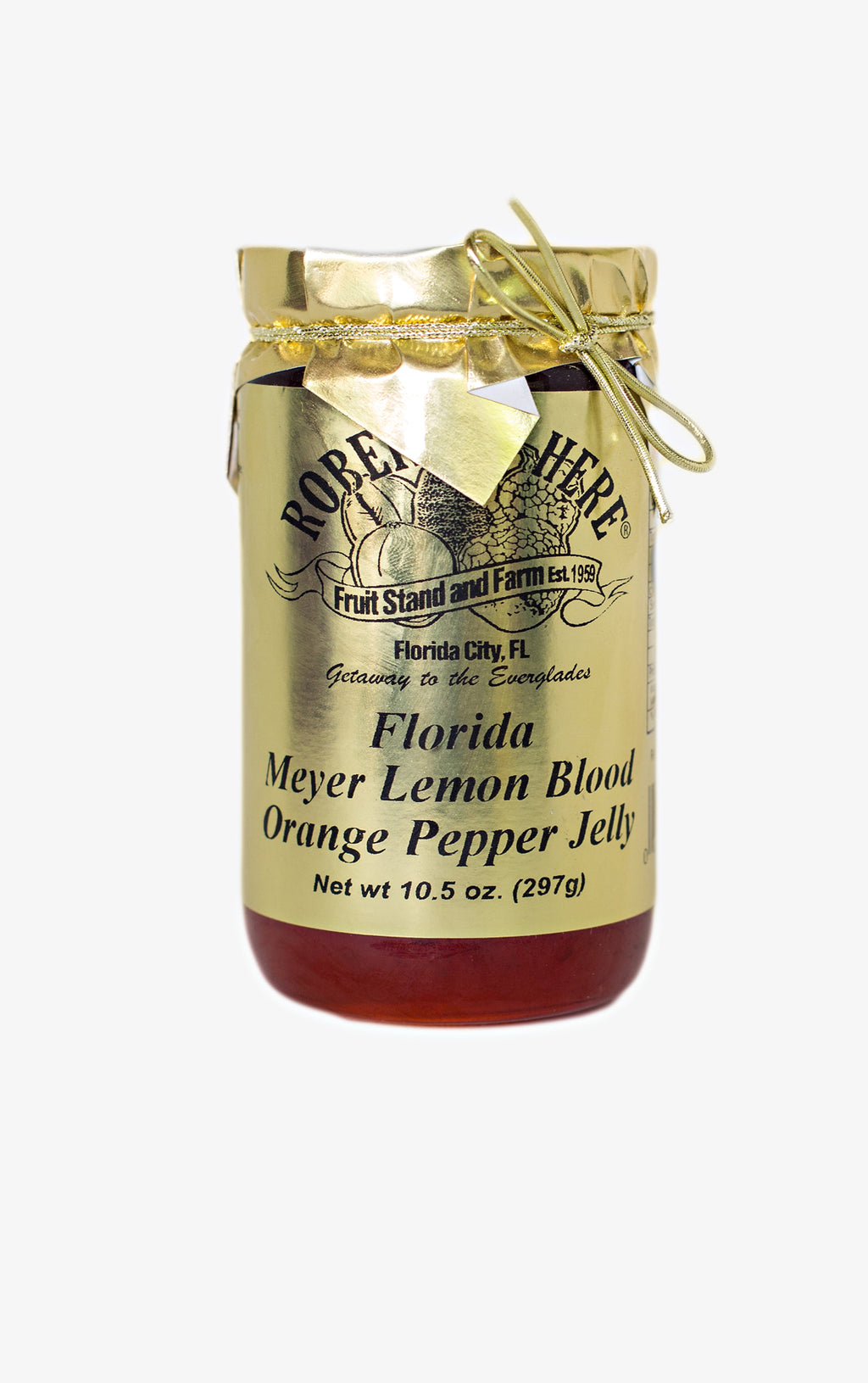 Meyer Lemon Blood Orange Pepper Jelly