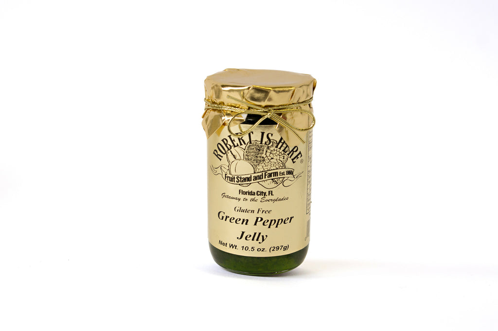 Green Pepper Jelly