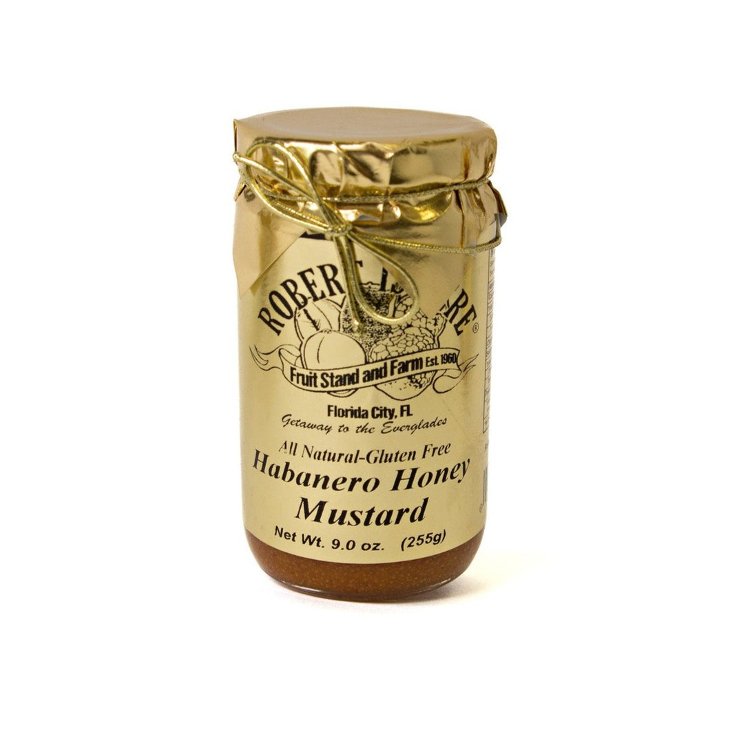 Habanero Honey Mustard