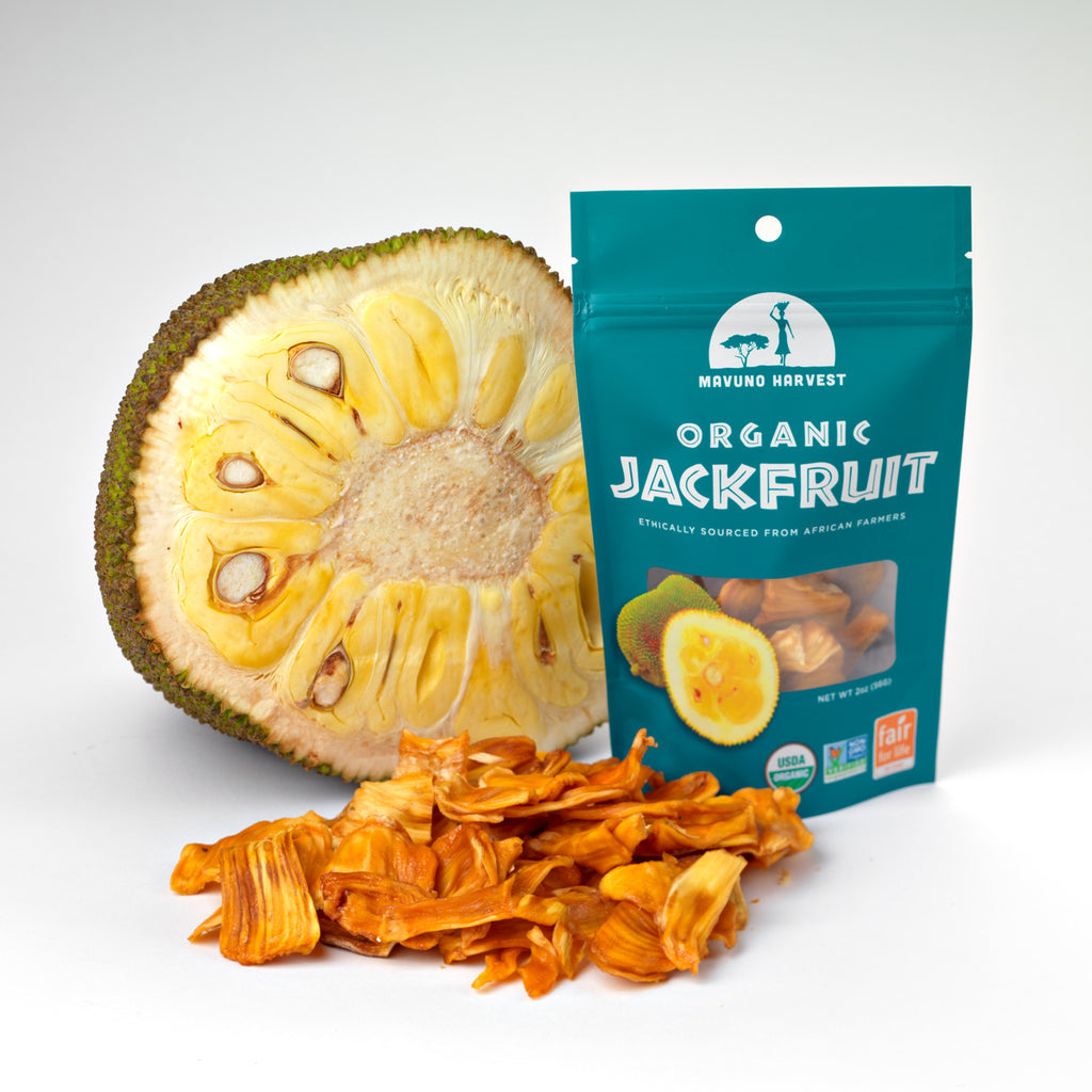 Mavuno Harvest Organic Dried Jackfruit
