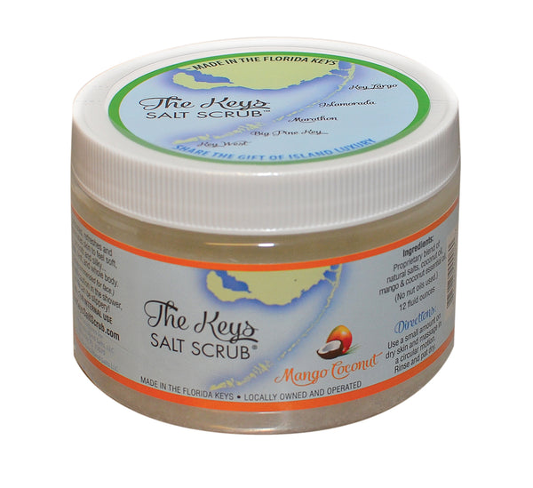 The Keys Salt Scrub