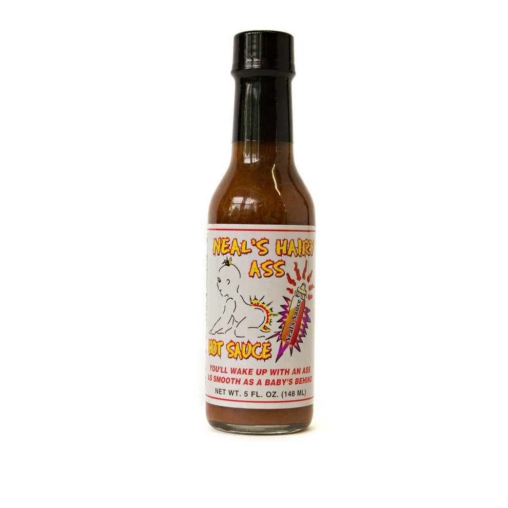 Neal's Hairy Ass Hot Sauce