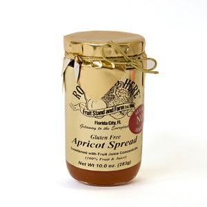 No Sugar Apricot Spread
