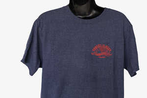Robert Is Here T-shirt - Navy