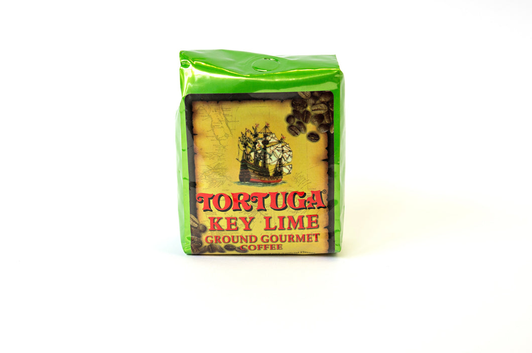 Tortuga Key Lime coffee